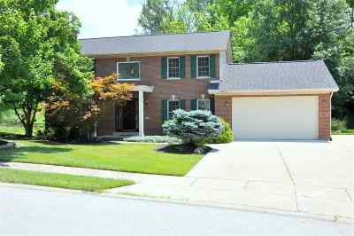 Taylor Mill Single Family Home For Sale: 3193 Taylor Creek Drive