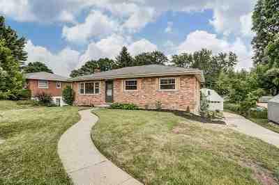 Erlanger Single Family Home For Sale: 3251 Fairwood Court