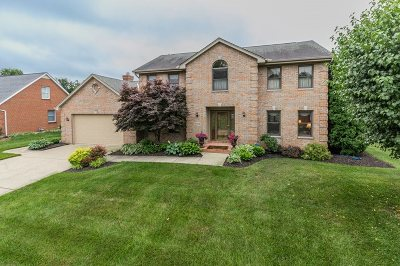 Burlington Single Family Home For Sale: 1763 Timber Lane