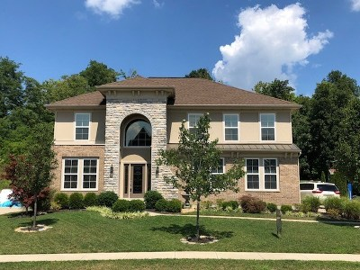 Cold Spring Single Family Home For Sale: 764 Sandstone