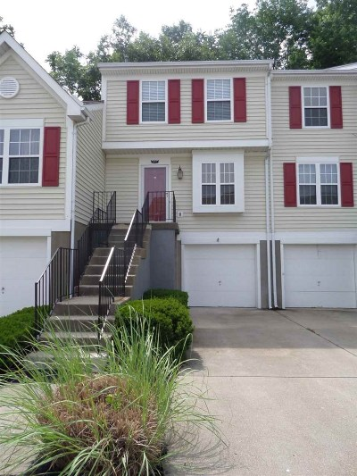 Boone County Condo/Townhouse For Sale: 677 Stablegate