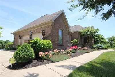 Crittenden KY Single Family Home For Sale: $565,000