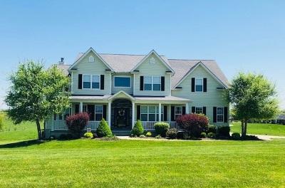 Walton Single Family Home New: 12216 Eagle Ridge