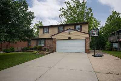 Florence Single Family Home New: 7790 Oakridge Court