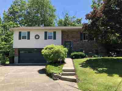 Erlanger KY Single Family Home New: $157,900