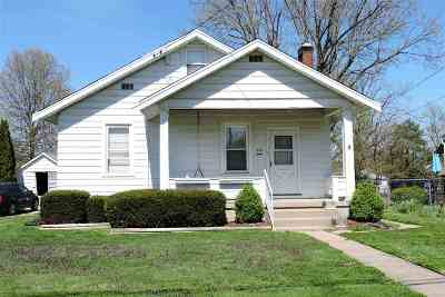 Erlanger KY Single Family Home For Sale: $90,000