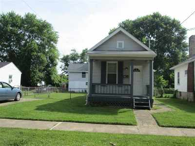 Kenton County Single Family Home For Sale: 813 Garvey Avenue
