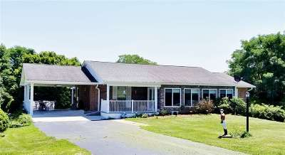Boone County, Campbell County, Gallatin County, Grant County, Kenton County, Pendleton County Single Family Home For Sale: 450 Case Lane