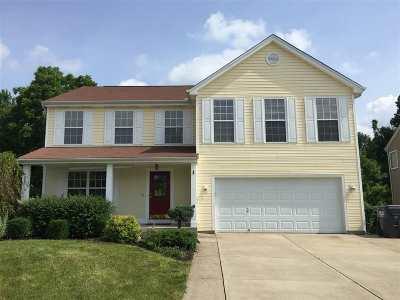 Walton Single Family Home New: 12273 Mashburn Drive