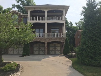 Fort Thomas KY Condo/Townhouse New: $350,000