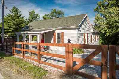 Williamstown Single Family Home For Sale: 2190 Heekin Lawrenceville Road