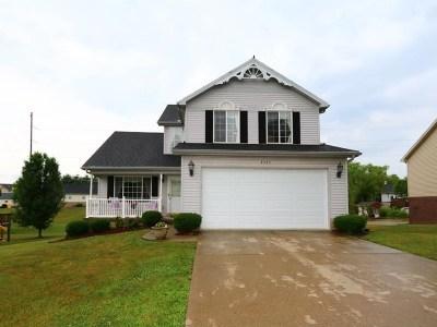 Single Family Home For Sale: 2325 Cedarwood Drive