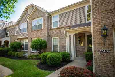 Kenton County Condo/Townhouse For Sale: 2240 Devlin Place #203