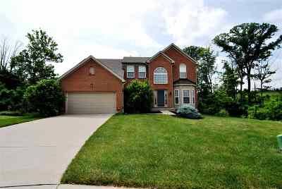 Walton Single Family Home For Sale: 11520 Manchester Court