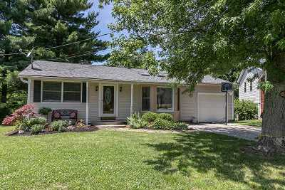 Erlanger Single Family Home New: 3353 Redbud Court