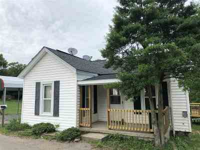 Gallatin County Single Family Home For Sale: 4330 Ky Hwy 16
