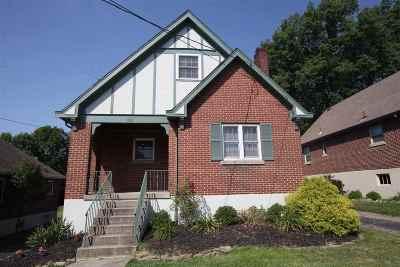 Kenton County Single Family Home For Sale: 103 Rosa Ave.