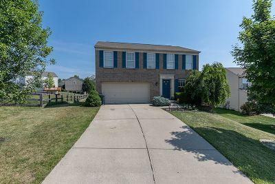Florence Single Family Home New: 6316 Castle Oak Drive