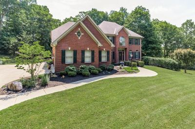 Taylor Mill Single Family Home For Sale: 5444 Holly Ridge Court