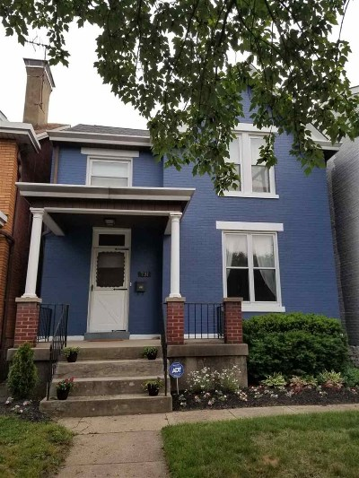 Newport Single Family Home New: 731 Linden Ave