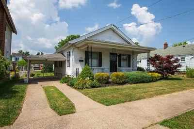 Covington KY Single Family Home New: $125,000