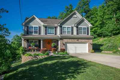 Ryland Heights Single Family Home For Sale: 10376 Locust Pike