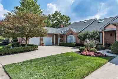 Villa Hills Single Family Home For Sale: 882 Windsor Green Drive