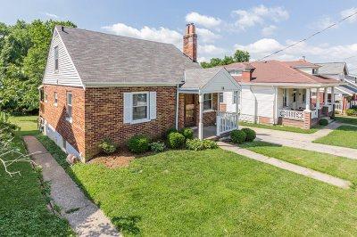 Fort Thomas KY Single Family Home New: $179,900