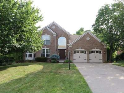 Erlanger Single Family Home New: 3839 Zora Lane