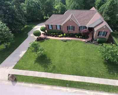 Burlington Single Family Home New: 6773 Edgewood