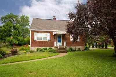 Lakeside Park Single Family Home For Sale: 2675 Van Deren