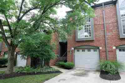 Boone County Condo/Townhouse For Sale: 7066 Sweetwater Drive