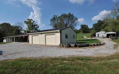 Boone County Farm For Sale: 3070 Beaver Road