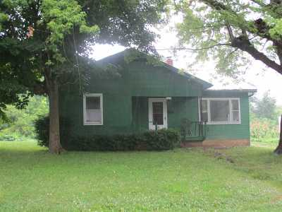 Pendleton County Single Family Home For Sale: 509 Montjoy Street