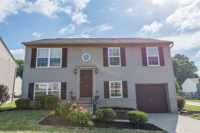 Elsmere Single Family Home For Sale: 851 Virginia Bradford Court