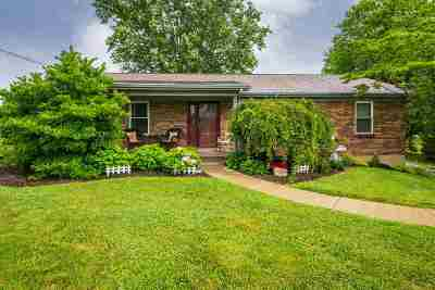 Union Single Family Home For Sale: 1692 Mount Zion Road