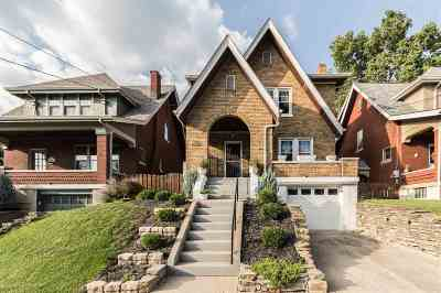Newport Single Family Home For Sale: 1103 Park Avenue