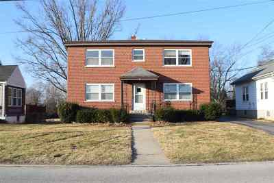 Boone County Multi Family Home For Sale: 7 Sanders