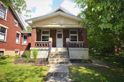 Covington, Erlanger Single Family Home For Sale: 110 E 25th Street
