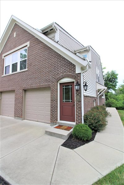 Boone County Condo/Townhouse For Sale: 2539 Paragon Mill Drive