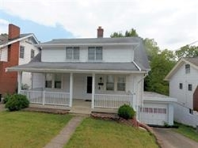 Fort Thomas KY Single Family Home For Sale: $159,900