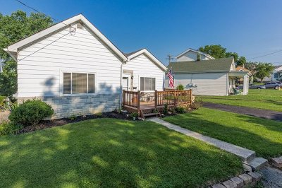 Campbell County Single Family Home For Sale: 9 Franklin Avenue