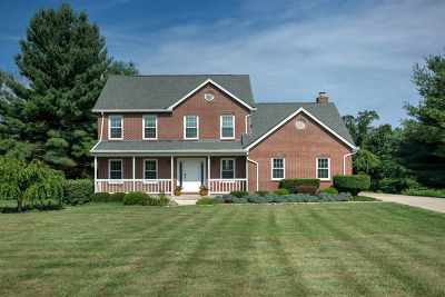Burlington, Hebron Single Family Home For Sale: 2932 Fawn Drive