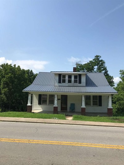 Grant County Single Family Home For Sale: 717 Main