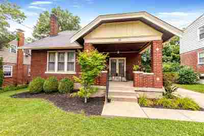 Fort Thomas KY Single Family Home For Sale: $259,900