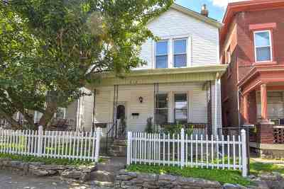 Dayton Single Family Home For Sale: 814 Vine Street