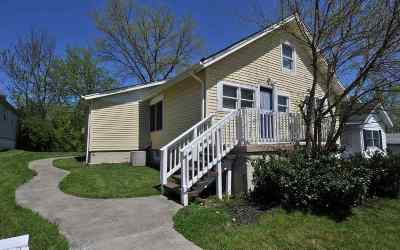Crescent Springs KY Single Family Home For Sale: $129,800