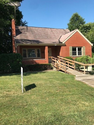 Florence, Erlanger Single Family Home For Sale: 107 Locust