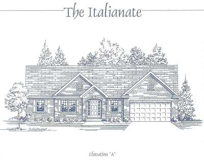 Williamstown Single Family Home For Sale: 124 Lynnwood Drive #Lots 13/