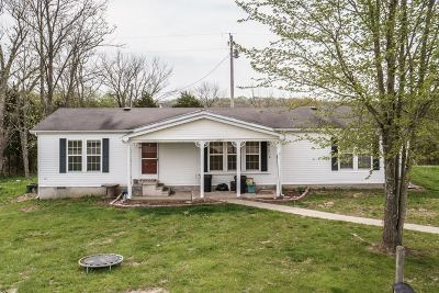 Pendleton County Single Family Home For Sale: 12835 Hwy 330 W
